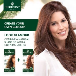 Herbatint Color Mix_Glamour look